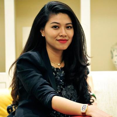Chị Nguyễn Thu Trang